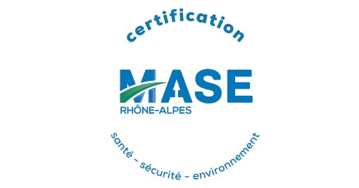 certification MASE HRS