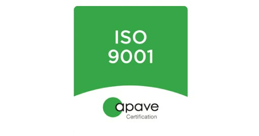 Certification ISO 9001 pour HRS